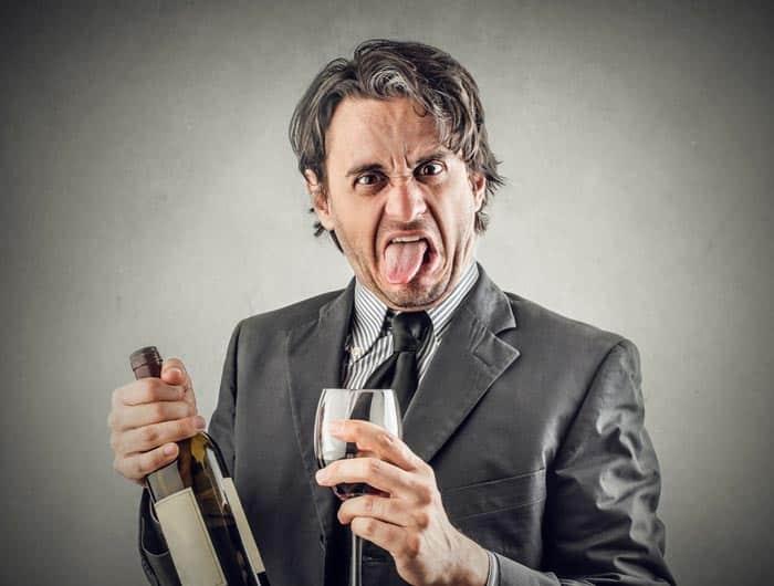 notas o sabor del vino