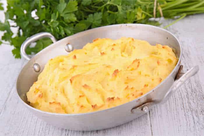 pastel pure de patata