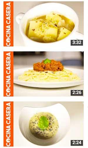 Recetas De Cocinar | Recetas De Cocina Casera Faciles Y Sencillas Cocina Casera Com
