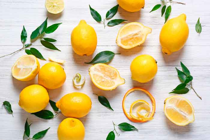 dieta del limon