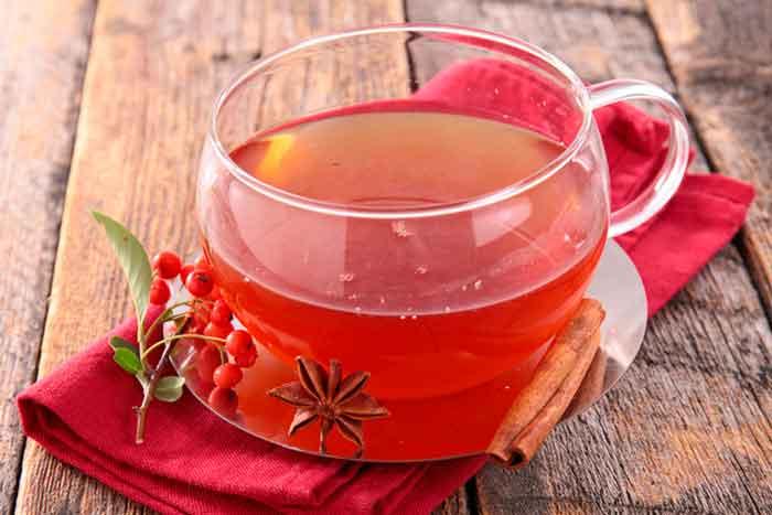 Dieta del té rojo