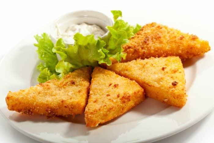 Receta de queso frito canario