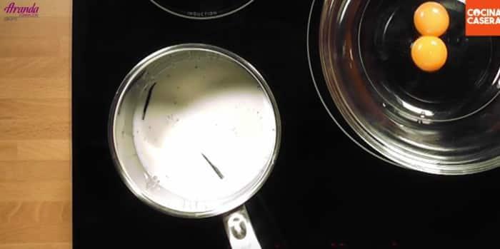 Rollitos de manzana y canela
