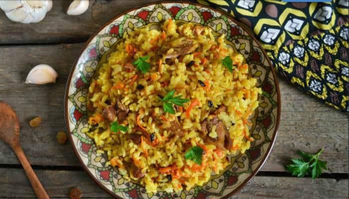arroz pilaw o pilaf