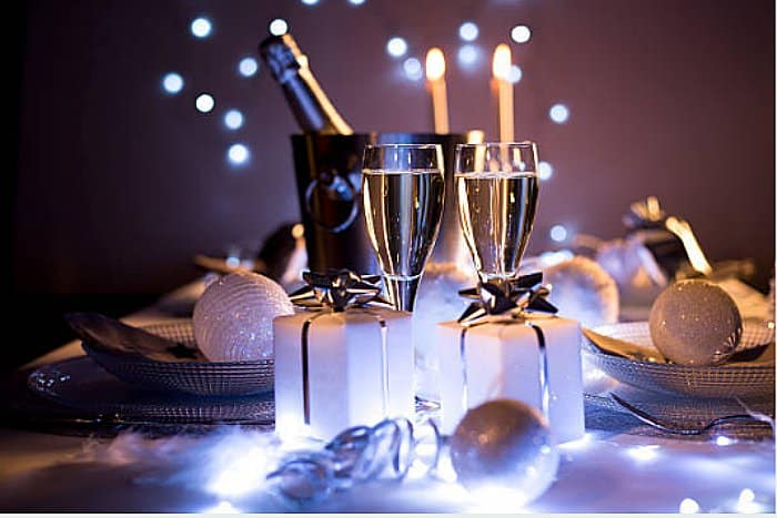 Menú para Nochevieja o Fin de Año y Menú de Año nuevo