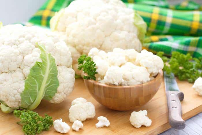 Propiedades y beneficios de la coliflor