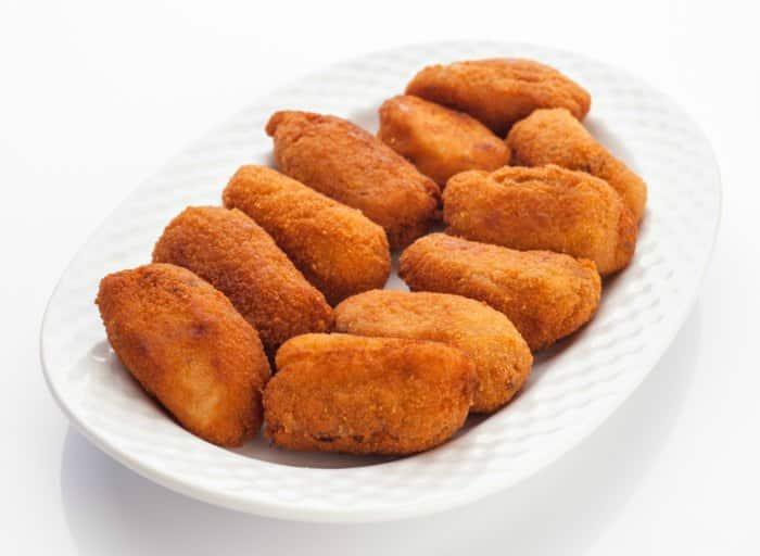 Croquetas de Jamón   Bear Naked Food