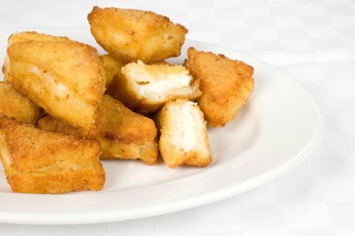 queso frito canario
