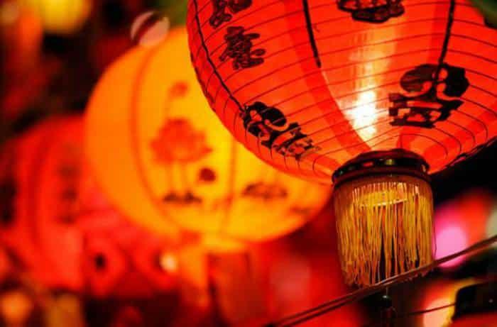 Restaurante chino -Pollo con almendras al estilo chin