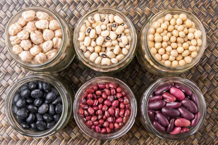 Cómo evitar los gases de las legumbres