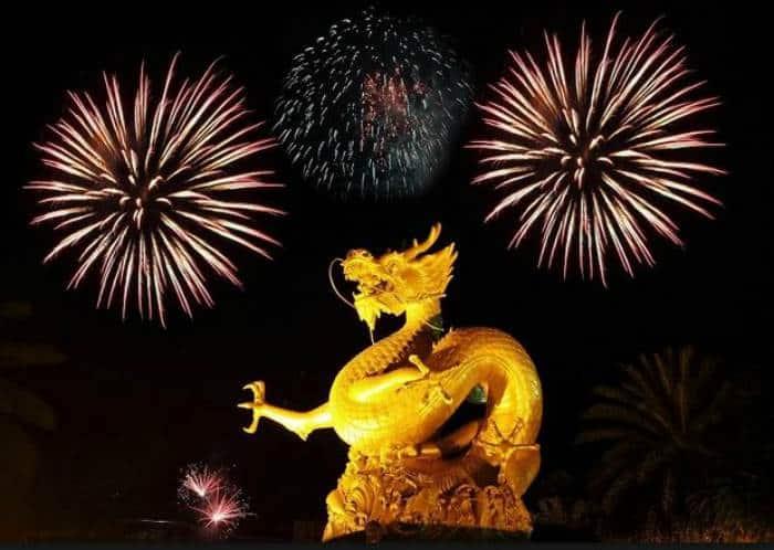 Menú de Año Nuevo Chino
