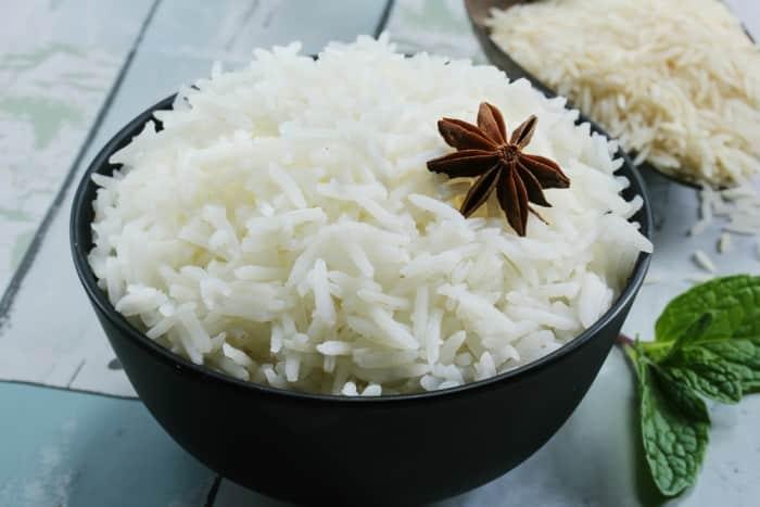cocer arroz basmati