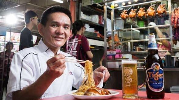 Comer en un Estrella Michelin por menos de 5 Euros -Hawker Chan