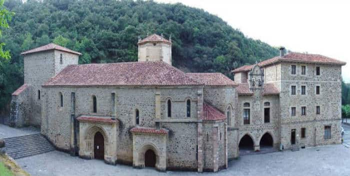 Monasterio de San Toribio-