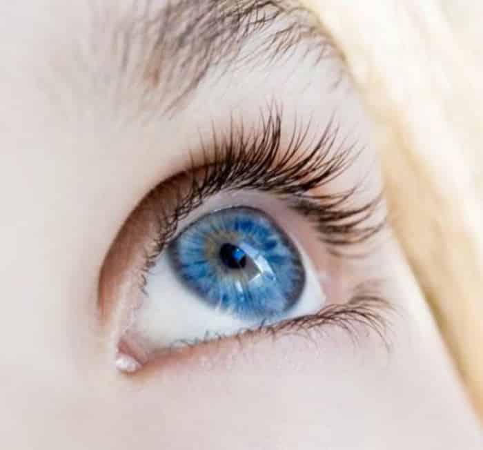 propiedades del hinojo - ojos
