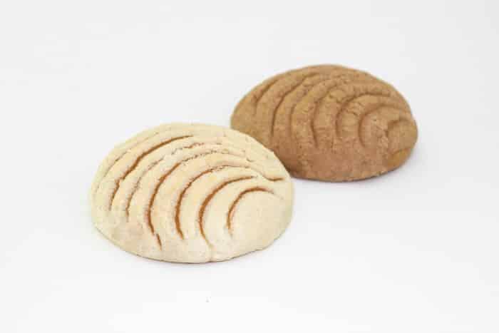 conchas pan mexicano