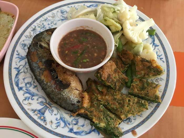 salsa de pescado nam pla