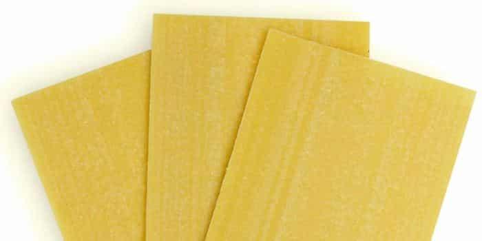 pasta de lasaña