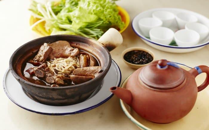 Recetas típicas de Malasia, platos tradicionales
