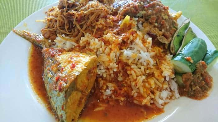 Recetas típicas de Malasia