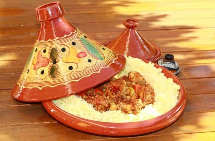 couscus -Platos típicos de Marruecos