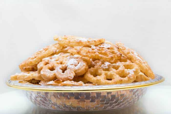 Platos típicos de Marruecos - dulces