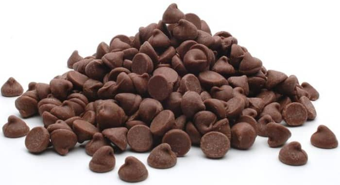 Chips chocolate
