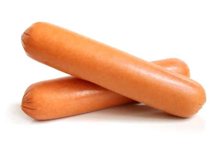 Hot dog gourmet - salchichas