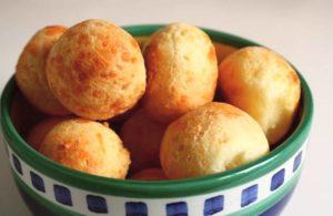Pan de queso de Brasil
