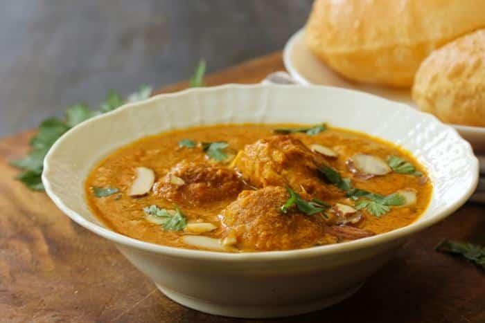 Malai kofta - platos tipicos de la India