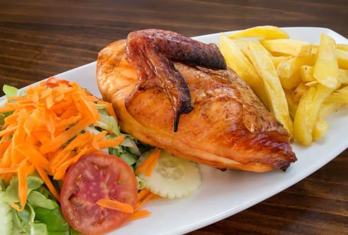 Pollo a la brasa estilo Lima 2
