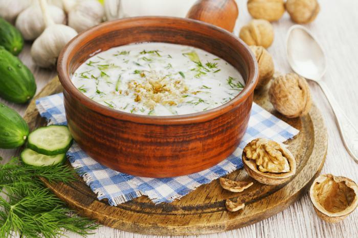 Típicas recetas de comida búlgara