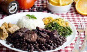 Comida y platos típicos de Brasil