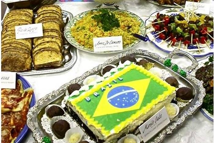 comida y platos tipicos de Brasil
