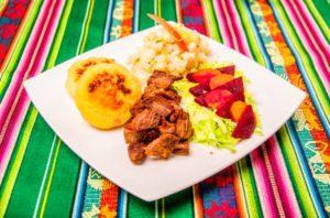 Comida y platos típicos de Ecuador