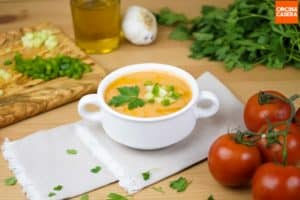Gazpacho Andaluz con Cooking Chef