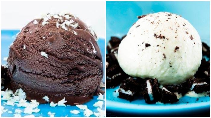 como hacer helado casero