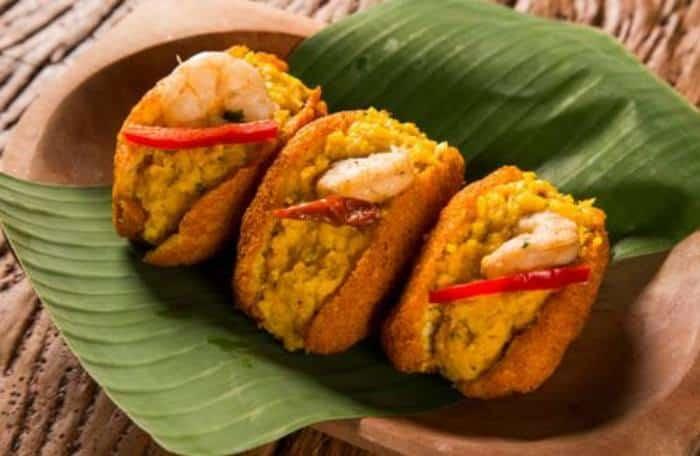 acarejé -comida y platos tipicos de Brasil