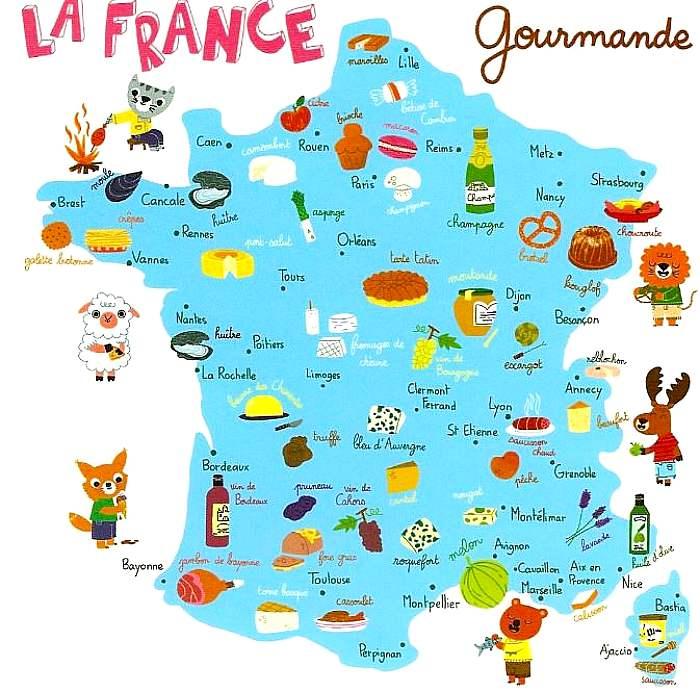 Platos t picos de francia for Ingredientes tipicos de francia