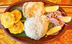 platos típicos de Ecuador