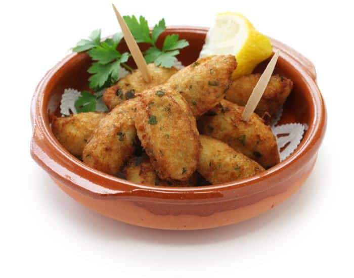 platos tipicos de Portugal