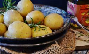 Patatas asadas (o cocidas) al microondas en 10 minutos