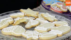 Galletas de mantequilla fáciles y rápidas. Decoradas-portada