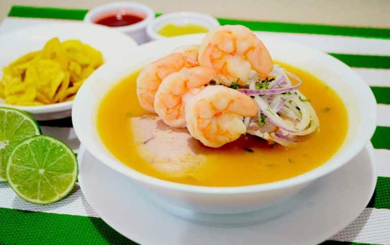 Recetas de comida ecuatoriana fanesca