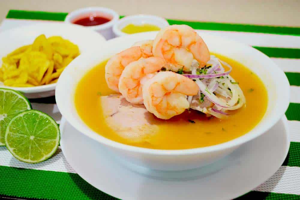 Recetas y Comida de Ecuador