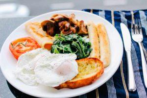 Desayuno perfecto