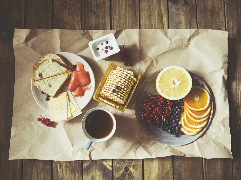Desayunos para coger fuerzas