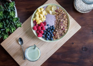 Cómo tomar avena en el desayuno
