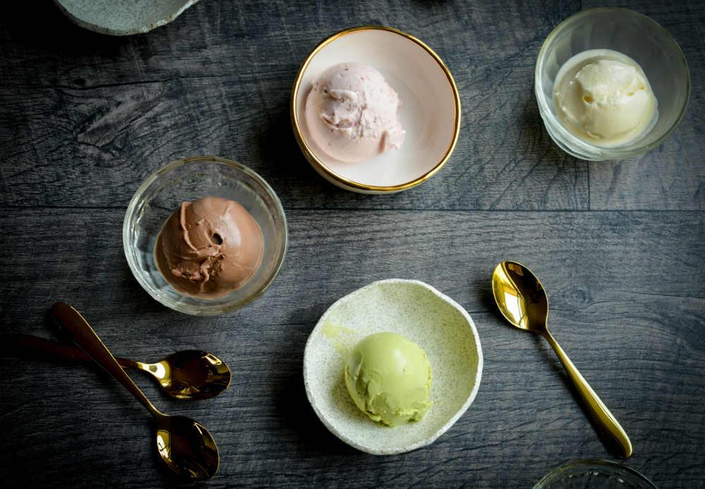 Los mejores helados caseros para el verano