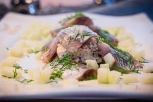 Comida y recetas típicas de Estonia